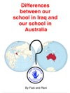 Differences Between Our School In Iraq And Our School In Australia