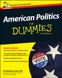 American Politics for Dummies - UK book