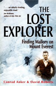 The Lost Explorer Copertina del libro