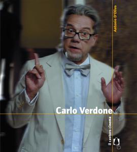 Carlo Verdone Libro Cover