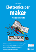 Elettronica per maker Book Cover