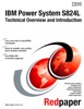 IBM Power System S824L Technical Overview and Introduction