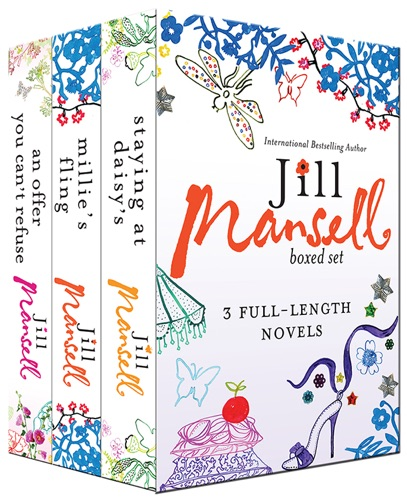 Jill Mansell - Jill Mansell Boxed Set