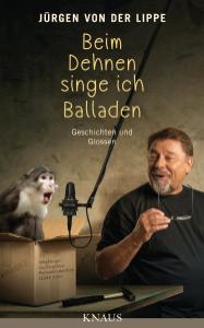 Beim Dehnen singe ich Balladen Buch-Cover