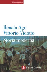 Storia moderna Libro Cover