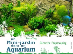 Un mini jardin dans un aquarium La couverture du livre martien