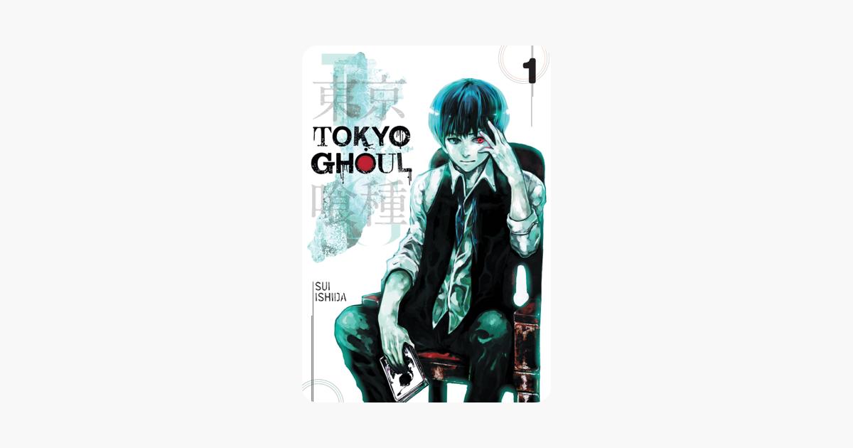 Tokyo Ghoul, Vol  1