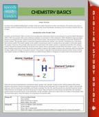 Chemistry Basics (Speedy Study Guide)