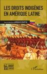 Les Droits Indignes En Amrique Latine