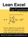 Lean Excel Top Functions