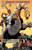 Transformers: Maximum Dinobots #4