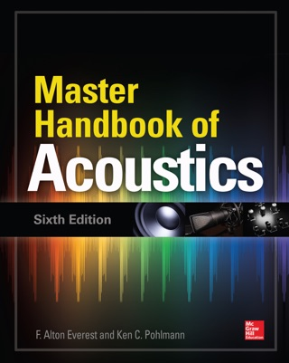 Master Handbook Of Acoustics Fourth Edition On Apple Books border=