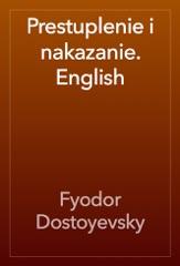 Prestuplenie i nakazanie. English