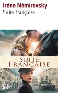 Suite française La couverture du livre martien
