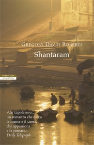 Shantaram Book Cover