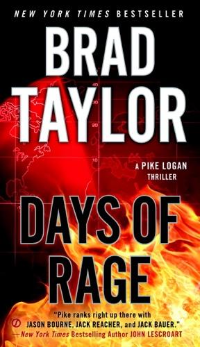 Brad Taylor - Days of Rage