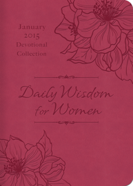 Daily Wisdom for Women 2015 Devotional Collection - January book