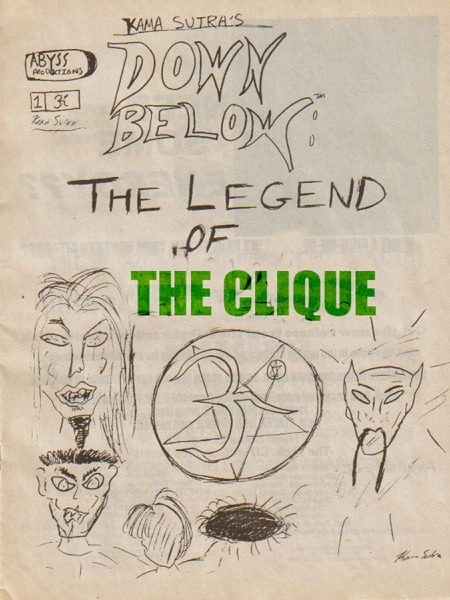 Down Below: The Legend of the Clique