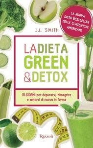 La dieta green & detox Book Cover
