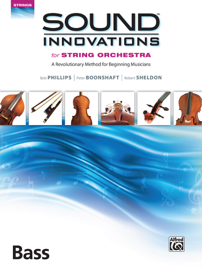 Sound Innovations for String Orchestra: Bass, Book 1