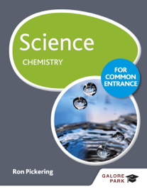Science for Common Entrance: Chemistry book