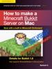 How to make a Minecraft Bukkit Server on Mac