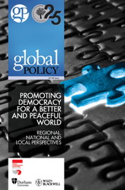 Promoting Democracy for Creating a Better and Peaceful World: Regional, National and Local Perspectives