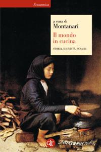 Il mondo in cucina Copertina del libro