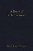 KJV Book of Bible Promises Midnight Blue
