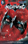 Nightwing Vol 5 Setting Son The New 52
