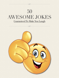 AWESOME JOKES book
