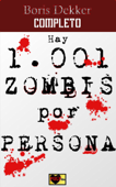 Hay 1001 zombis por persona Completo Book Cover