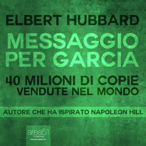 Messaggio per Garcia Copertina del libro
