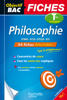 Objectif Bac Fiches Philosophie Terms Techno - Philippe Solal