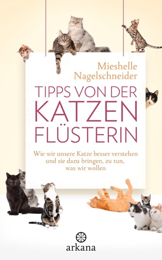 The Cat Whisperer book