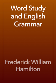 Word Study and English Grammar book