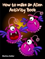 How to make an Alien Activity Book