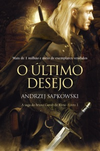 O Último Desejo Book Cover