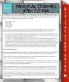 Medical Coding Icd-10-Cm Speedy Study Guides