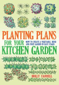 Planting Plans For Your Kitchen Garden Boekomslag