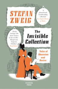 The INVISIBLE COLLECTION Cover Book