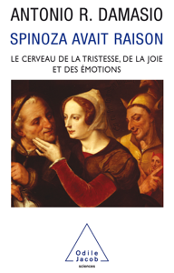 Spinoza avait raison La couverture du livre martien