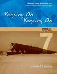 Keeping On Keeping On: 7---Israel
