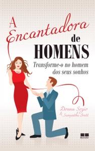 A encantadora de homens Book Cover