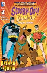 Halloween Comic Fest 2014 - Scooby-Doo Team Up #1 featuring Batman (2014- ) #1