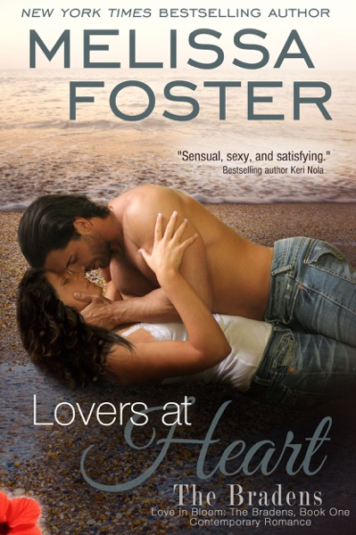 Lovers at Heart - Melissa Foster book cover