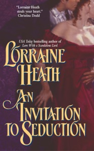 An Invitation to Seduction Book Cover