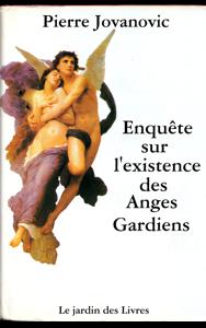 Enquête sur l'existence des Anges Gardiens La couverture du livre martien