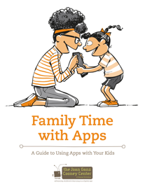 Family Time with Apps book