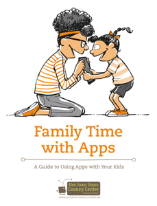 Family Time with Apps Book Review